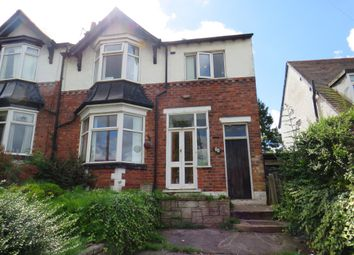 Thumbnail 3 bed semi-detached house for sale in Cole Bank Road, Hall Green, Birmingham