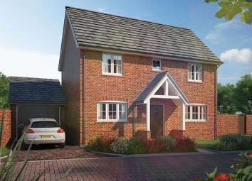Thumbnail 3 bed detached house for sale in The Exbury, Bessels Way, Blewbury