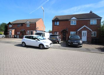 Thumbnail 2 bed semi-detached house to rent in Stevens Close, Snodland, Kent