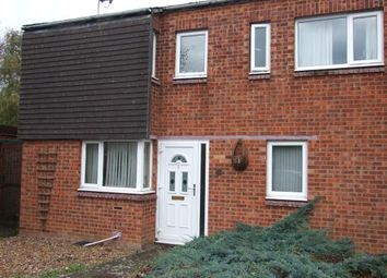 Thumbnail 3 bed end terrace house for sale in Mildenhall, Bury St Edmunds, Suffolk
