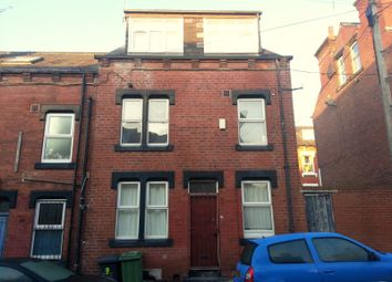 Thumbnail 3 bedroom end terrace house to rent in Quarry Street, Woodhouse, Leeds