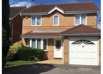 Thumbnail 3 bed detached house for sale in Sandstone Drive, Sittingbourne
