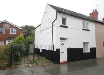 Thumbnail 2 bed end terrace house for sale in Pontesbury, Shrewsbury