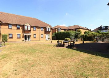 Thumbnail 2 bed flat for sale in Portland Close, Romford, Essex