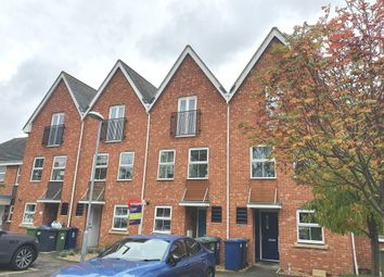 Thumbnail Town house for sale in Linton Close, Eaton Socon, St. Neots