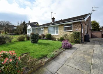Thumbnail 2 bed semi-detached bungalow for sale in Brook Lane, Clayton, Bradford