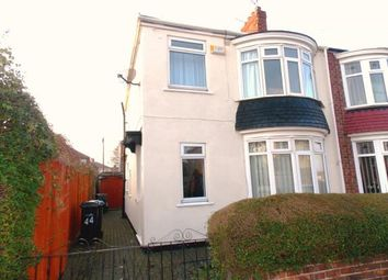 Thumbnail 3 bedroom semi-detached house for sale in York Road, Middlesbrough, North Yorkshire