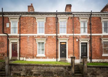 Thumbnail 4 bed terraced house for sale in Grove Bank, Duffield Road, Derby