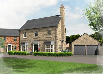 Thumbnail 4 bed detached house for sale in Plot 44, Brampton Park, Brampton