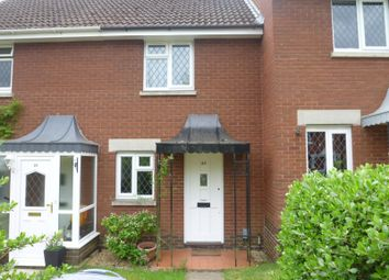 Thumbnail 2 bedroom terraced house to rent in Florentine Way, Waterlooville