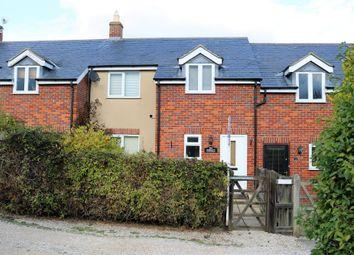Thumbnail 3 bed terraced house for sale in Moreton Lane, Bishopstone, Aylesbury