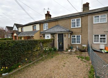 Thumbnail 2 bed cottage for sale in New Cut, Layer-De-La-Haye, Colchester