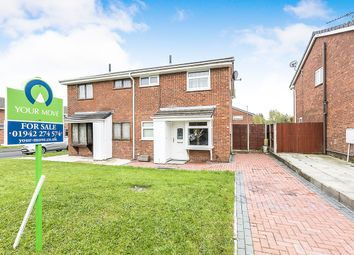Thumbnail 1 bed property for sale in Peter Street, Ashton-In-Makerfield, Wigan