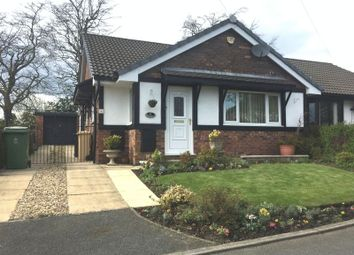 Thumbnail 2 bed semi-detached bungalow for sale in Rectory Gardens, Westhoughton, Bolton