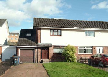 Thumbnail 3 bed terraced house to rent in Lorraine Way, Bonhill