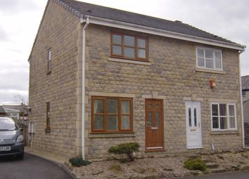 Thumbnail 2 bed semi-detached house to rent in Brown Street, Clitheroe