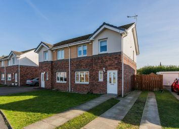 Thumbnail 3 bed property for sale in 21 Osprey Road, Paisley