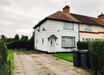 Thumbnail 2 bed semi-detached house to rent in Mitcham Grove, Kingstanding, Birmingham