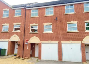 Thumbnail 4 bedroom town house for sale in Tungstone Way, Market Harborough