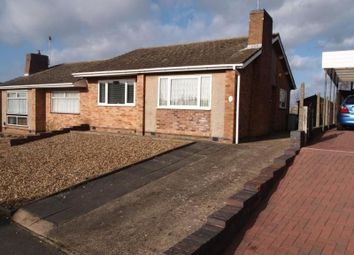 Thumbnail 2 bed bungalow to rent in St. Catherines Road, Kettering