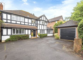 Thumbnail 5 bed detached house for sale in Batchworth Lane, Northwood, Middlesex