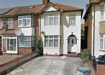 Thumbnail 3 bed semi-detached house to rent in Newham Way, Eastham E6,