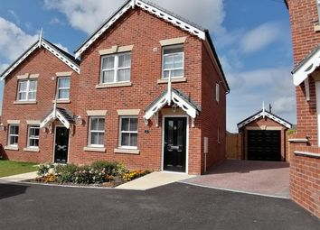 Thumbnail 3 bed detached house for sale in Shires View, Stafford Road, Woodseaves