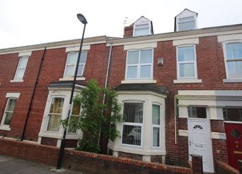Thumbnail 6 bed terraced house for sale in Cheltenham Terrace, Heaton, Newcastle Upon Tyne