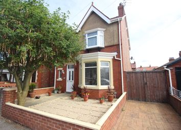 Thumbnail 3 bed detached house for sale in Galloway Road, Fleetwood, Lancashire