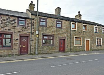 Thumbnail 2 bed terraced house for sale in Burnley Road, Briercliffe, Burnley