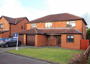 Thumbnail 4 bed detached house for sale in Burnynghill Close, School Aycliffe, Newton Aycliffe