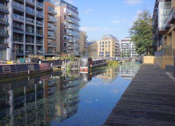 Benyon Wharf, Kingsland Basin, Kingsland Road, Hackney E8. 2 bed flat