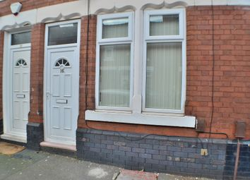2 bed terraced house to rent in Thorn Street, New Normanton, Derby DE23
