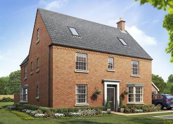 """Thumbnail 5 bedroom detached house for sale in """"Moorecroft"""" at Priorswood, Taunton"""