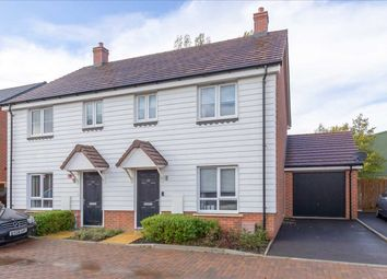 Thumbnail 3 bed semi-detached house for sale in Gates Drive, Langley Park, Maidstone.