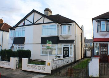 Thumbnail 3 bed semi-detached house for sale in Orpington Gardens, London