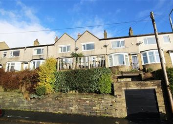 Thumbnail 2 bed terraced house for sale in Roils Head Road, Norton Tower, Halifax