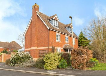 4 bed detached house for sale in Dart Drive, Didcot OX11