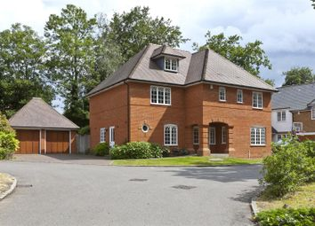 Thumbnail 6 bed detached house for sale in Wentworth Dene, Weybridge, Surrey