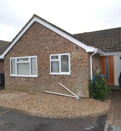 Thumbnail 2 bed bungalow for sale in Roman Walk, Sompting, Lancing