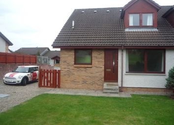 Thumbnail 2 bed flat to rent in Towerhill Road, Cradlehall, Inverness