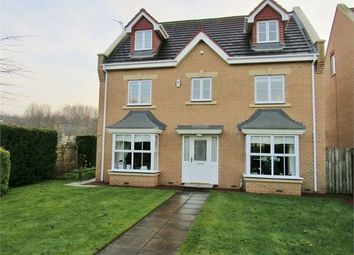 Thumbnail 5 bedroom detached house for sale in Broadmeadows Close, Swalwell, Newcastle Upon Tyne.