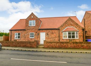 Thumbnail 4 bed detached bungalow for sale in Ogilvey Close, Swinefleet, Goole, East Riding Of Yorkshire
