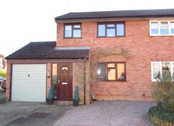 Thumbnail Semi-detached house for sale in Hedgelands, Werrington