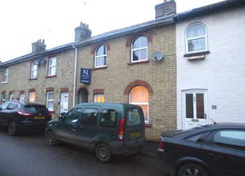 Thumbnail 3 bed terraced house for sale in Norfolk Road, Buntingford