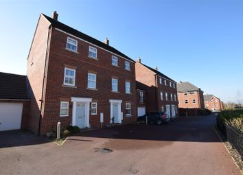 Thumbnail 3 bed town house for sale in Lake View, Houghton Regis, Dunstable