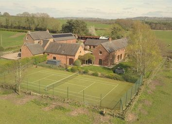 Thumbnail 5 bed barn conversion for sale in Heighley Lane, Betley, Crewe