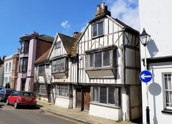 Thumbnail 3 bed end terrace house to rent in All Saints Street, Hastings Old Town, East Sussex