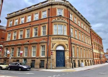 Thumbnail 1 bed flat to rent in 21 Wimbledon Street, Leicester