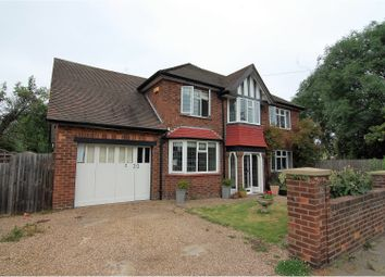 Thumbnail 4 bed detached house for sale in Kingswood Road, West Bridgford